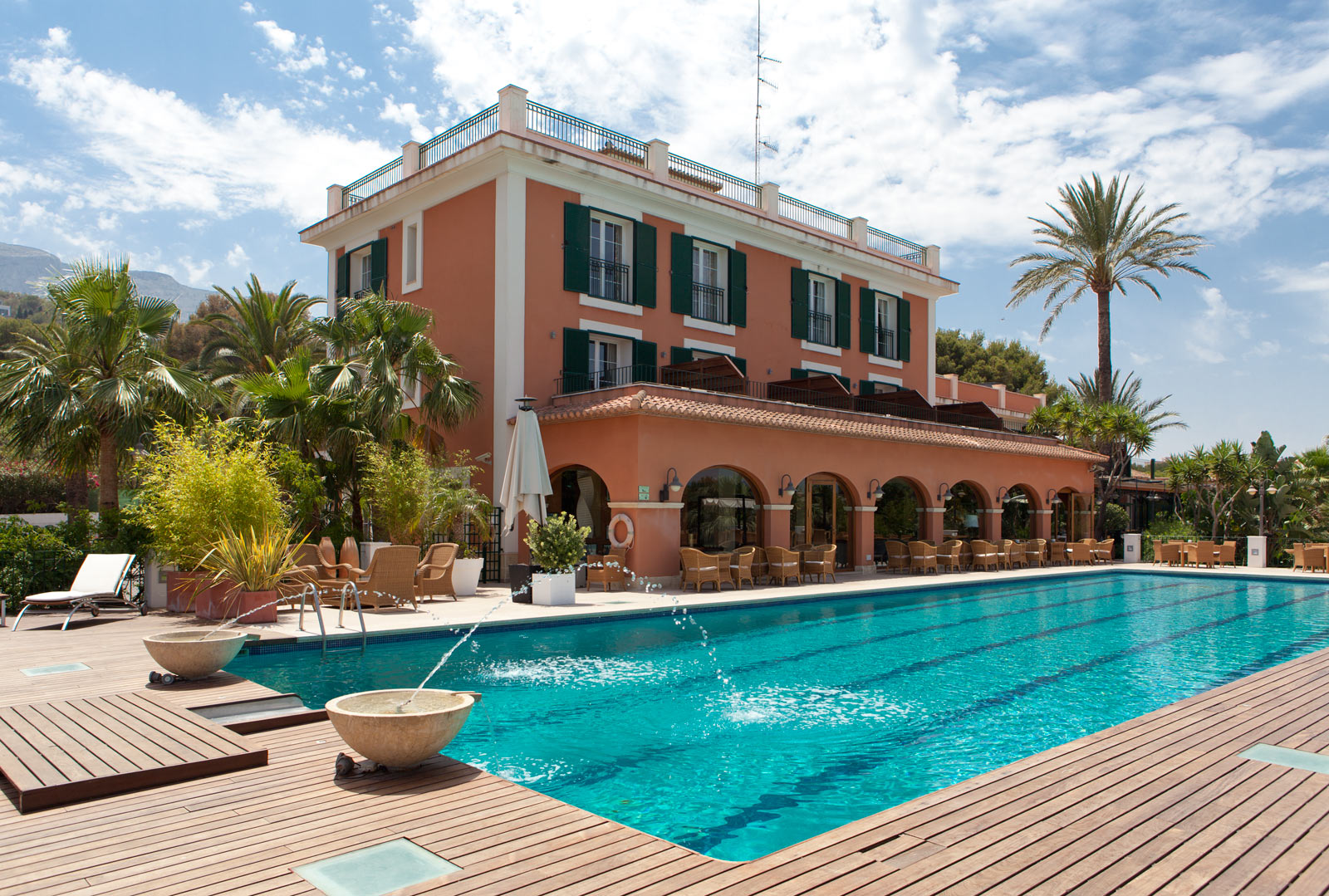 Hotel les rotes denia web oficial mejor precio for Les sites des hotels